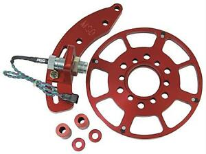 Msd 8615 Crank Trigger Flying Magnet Chevy Small Block Kit