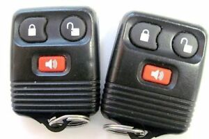 Keyless Remote Control 2 Ford F150 Explorer 8l3t 15k601 Aa Expedition
