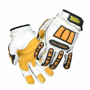 Tillman 1499m Truefit Top Grain Goat Skin Performance Mechanics Gloves Medium