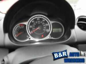 Speedometer Mph Without Outside Temperature Gauge Fits 11 14 Mazda 2 9486117
