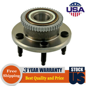 Wheel Bearing And Hub Assembly Front National 513221 Fits 06 09 Ford Mustang Fu