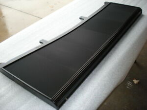 1932 Ford Running Boards Rubber Covered Street Rod Coupe Roadster Tudor Sedan