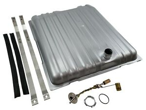 62 65 Fairlane Gas Tank W 3 8 Sending Unit Strap Kit