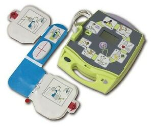 Zoll Aed Plus New Battery And New Adult Stat Pads