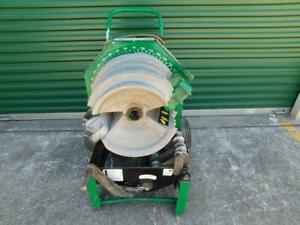Greenlee 853 Electric Conduit Pipe Bender Bending Machine 1 To 2 Rigid Imc Emt