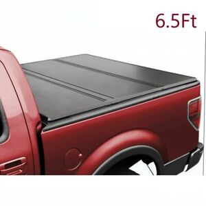 Dodge 02 08 Ram 1500 2500 3500 Hard Tri fold 6 5 Ft Bed Truck Accessories Cover