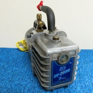 Jb Industries Dv 200n 7 Cfm 2 stage Corded Vacuum Pump