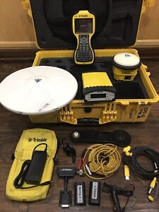 Trimble Sps985 Smart Antenna Gnss W Sps855 Ver 484