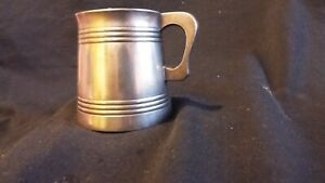 Solid Russian Imperial Silver Small Cup