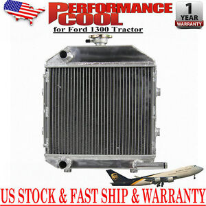 Sba310100211 New Radiator Fits Ford 1300 Tractor Oem Replacement
