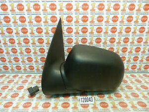 Fits 2002 02 03 04 05 Ford Explorer 4dr Driver Left Side View Power Door Mirror