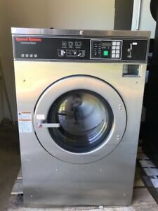 Speed Queen 40lb Bc Coin Op Commercial Washer Huebsch Dexter Wascomat Laundromat