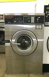 Speed Queen 20lb Bc Coin Op Commercial Washer Huebsch Dexter Wascomat Laundromat