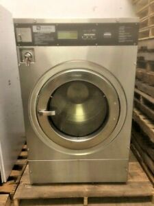 Maytag 60lb Commercial Coin Washer Huebsch Speed Queen Unimac Laundromat 1ph