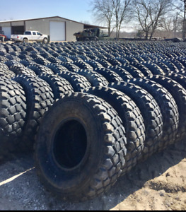 Michelin Xzl 395 85r20 70 46 Tall Tire Military Mrap Mud Mega Truck