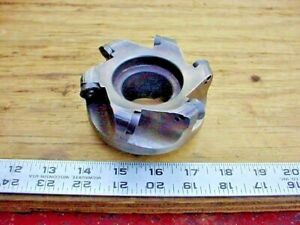 Secodex Indexable Carbide Insert Shell Mill Tool Holder Milling Machine Mill