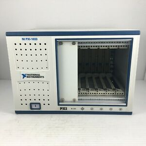 National Instruments Ni Pxi 1033 Chassis