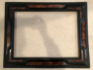 Antique 28x20 Dutch Flemish Carved 19th Century Style Large Picture Frame 19a