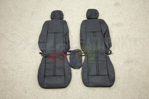 2008 2010 Jeep Grand Cherokee Katzkin Leather Interior Replacement Seat Covers