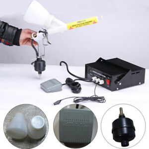 Portable Powder Coating System Paint Gun Coat Pc03 5 Ce 10 15 Psi Free Shipping