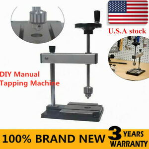 Top Hand Tool Tapping Machine Diy Manual Hand Tap Tapper S n2008