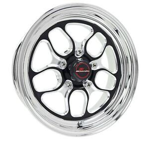 Billet Specialties Win Lite Black Anodized Wheel Brs025356117n