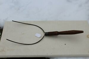 Antique Kitchen Collectible Pie Lifter Tool Primitive Vintage Old Farmhouse Old