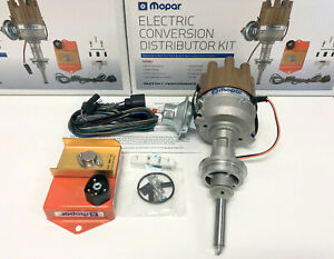 Proform Mopar Electronic Ignition Distributor Kit Dodge Chrysler 273 318 340 360