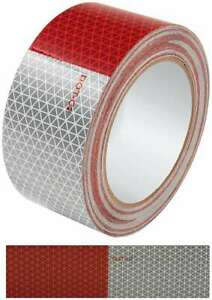 Allstar Performance 14240 Reflective Tape With Triangle Pattern 2 x50 Ft
