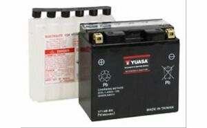 Yuasa Battery 12 V 130 Cold Cranking Amps Top Post Battery Acid Sold Separately