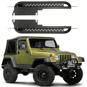 Tubular Door Half Doors Offroad Rock Crawler For Jeep Wrangler Tj 1997 2006