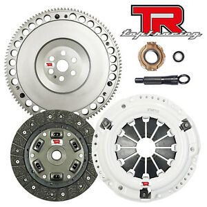 Top1racing Stage 2 Hd Clutch Kit forged Race Flywheel Fits 92 05 Civic D15 D16