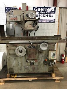 Thompson 8 X 24 Hydraulic Surface Grinder