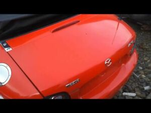 Trunk hatch tailgate Soft Top Fits 06 14 Mazda Mx 5 Miata 12613306