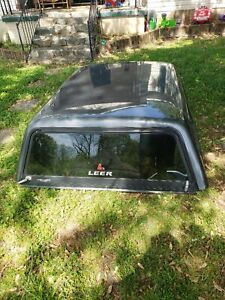 2000 To 2004 Leer Camper Top