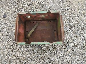 John Deere A G Battery Box With The Battery Box Base