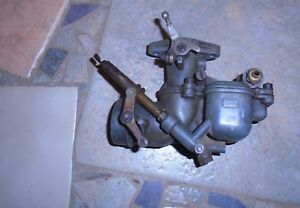 Tillotson Carburetor For Model A Ford Original