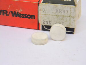 New Surplus 10pcs Vr wesson Rng 43t Grade Vr97 Ceramic Inserts