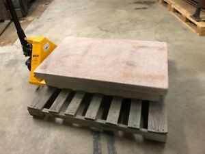 Granite Surface Plate Pink 30 X 48 X 6