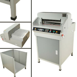 Automatic Heavy Duty 19 Electric Paper Cutter 480mm Paper Cutting Machine
