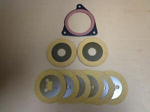 Pto Clutch Pack Set For John Deere 50 520 530 60