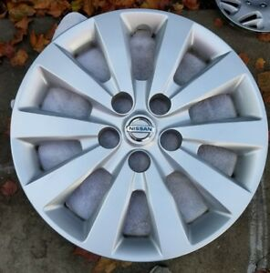 2013 17 Nissan Sentra Leaf Oem Wheel Cover 16 Inch Not Fake