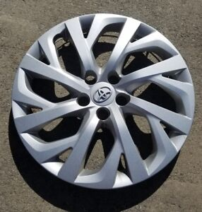 2017 2018 Toyota Corolla Wheel Hubcap Cover 16 P N 42602 02520 Not Fake