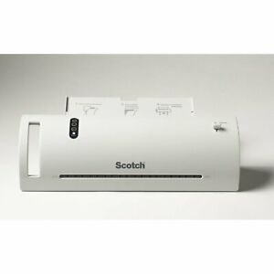 Scotch Thermal Laminator Combo Pack Includes 2 Pouches