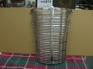 1938 Chevy Car Grille Stainless Steel Nos Mint Conditon L K