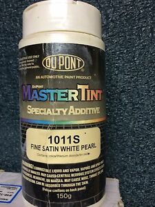1011 S 150 Net Grams Fine Satin W Pearl Dupont Master Tint Just 69 Free S
