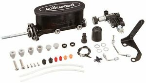 Wilwood 261 13626 Bk Brake Master Cylinder Kit