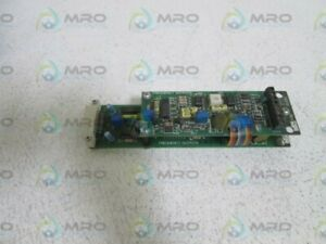 Allen Bradley Pc Board Frequency Module 50370 Used