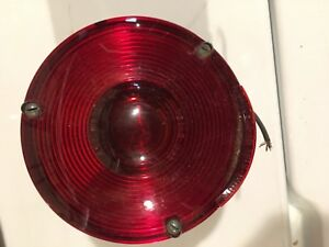 Yankee Fleet Lighting 12 Volt Left Class A Stop And Tail Light Signal Stat 2103