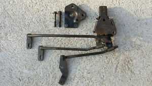 Original 1970 75 Camaro Firebird Hurst Shifter Linkage Rods Arms Saginaw 4 speed